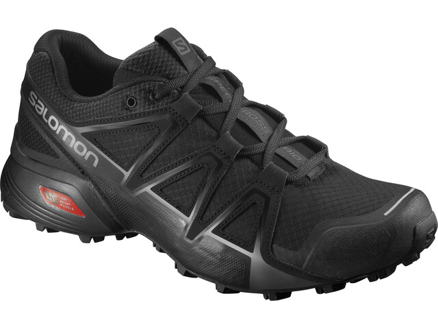 Salomon Speedcross Vario 2 Shoes Men Black/Black/Silver Metallic-X